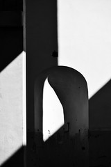 (agnes.mezosi) Tags: lightsandshadows lessismore simplicity abstract architecture architecturephotography geometry geometricart geometric abstractart blackandwhite blackandwhitephotography nikond5200