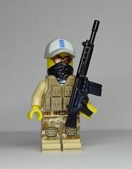 BrickArms NATO Battle Rifle - Right Profile (enigmabadger) Tags: brickarms lego custom minifig minifigure fig weapon weapons accessory accessories combat war production fan choice winner fn fal assault rifle gun