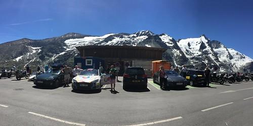 Großglockner und Edelweißspitze