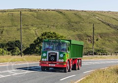 Last Motormans Run June 2017 069 (Mark Schofield @ JB Schofield) Tags: road transport haulage freight truck wagon lorry commercial vehicle hgv lgv haulier contractor foden albion aec atkinson borderer a62 motormans cafe standedge guy seddon tipper classic vintage scammell eightwheeler