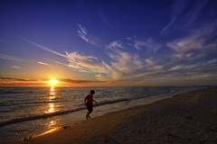 celebrate the me your child is called to be (Bec .) Tags: bec canon 80d 1022mm 10mm micah love son boy jumping light sunset reflection beautiful shore henley henleybeach adelaide southaustralia clouds sky celebratethemeyourchildiscalledtobe