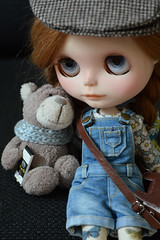 Poppy and Teddy