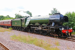 A3 FLYING SCOTSMAN 60103 (P.J.S. PHOTOGRAPHY) Tags: 60103 flying scotsman a3 gresley malton railway touring company steam special