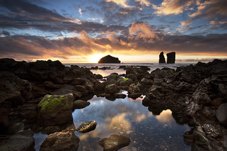 Island of Sao Miguel Archipelago of the Azores