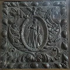 [51509] Tealby : Reredos (Budby) Tags: tealby lincolnshire church westlindseychurchesfestival altar reredos