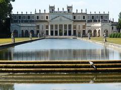 Villa Pisani, Stra, Veneto. Spot the Heron ! (Matt Staveley) Tags: villa pisani stra italy buildings archetecture history beauty heron