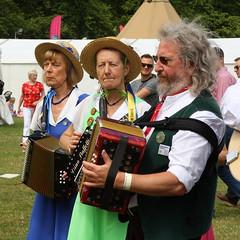 Shrewsbury Morris (Dave-F) Tags: shrewsbury morris dancing accordian concertina