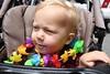 Pleased (quinn.anya) Tags: paul toddler pleased lei flowers rainbow pride sfpride