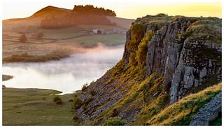 Mist of Crag Lough