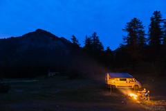 Relax nei boschi-37 ( YariGhidone ) Tags: rosso cesana lago nero claviere monti della luna van life vanlife campe furgone vita avventure adventure campfire camping wildlife wild camper