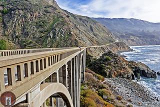 Big Sur Coastline - California Highway 1