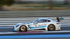 Black Falcon Mercedes-AMG GT3 (Y7Photograφ) Tags: black falcon mercedesamg gt3 luca stolz adam christodoulou yelmer buurman blancpain endurance series httt castellet nikon d3200 motorsport racing race