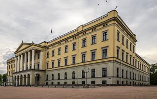 Oslo - Det Kongelige Slott
