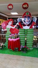 Mario and Ariel unlicenced cross merchandising China (dcmaster) Tags: mario ariel unlicenced cross merchandising china apple green can chinese vinegar nintendo disney restaurant