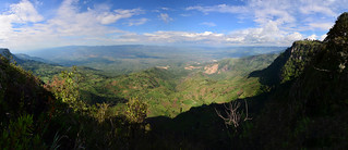 View over the Rift Valley
