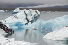 Jökulsárlón - The Glacier Lagoon (Steven Olmstead) Tags: icebergs lake iceland glacier lagoon
