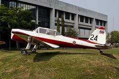 RThaiAF_Chipmunck_F92495_24_01 (PvG - Aviation Photography) Tags: military aircraft aviation museum thailand rthaiaf