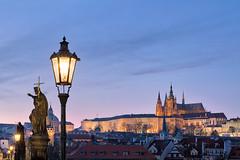 (espinozr) Tags: 2014 czechrepublic europe prague cold winter hdr digitalblending bluehour