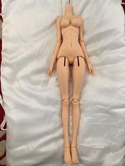 FS: DZ 58cm Girl Body (NB58-002) (Damasquerade) Tags: bjd fs forsale sale dollzone sd girl body ns 2016 yellow normalnsy nb58002