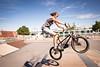 BDX BMX (Babass Visual) Tags: bmx bike rider tricks figure parc freestyle street jump backflip thailwhip summer bordeaux les quaies sky cloud sport