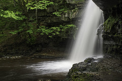 Gibson's Cave Summerhill Force (nigelbradley) Tags: gibsons cave summerhill force tees valley bowlees visitor centre low