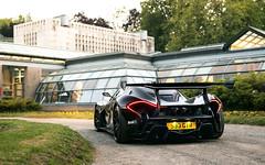 GTR. (Alex Penfold) Tags: mclaren p1 gtr supercars supercar super car cars autos alex penfold 2017 villa erba rm sothebys black