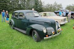 1939 Studebaker Commander sedan (JarvisEye) Tags: 1939 studebaker commander sedan 4door car auto automobile antique show portelgin canada newbrunswick