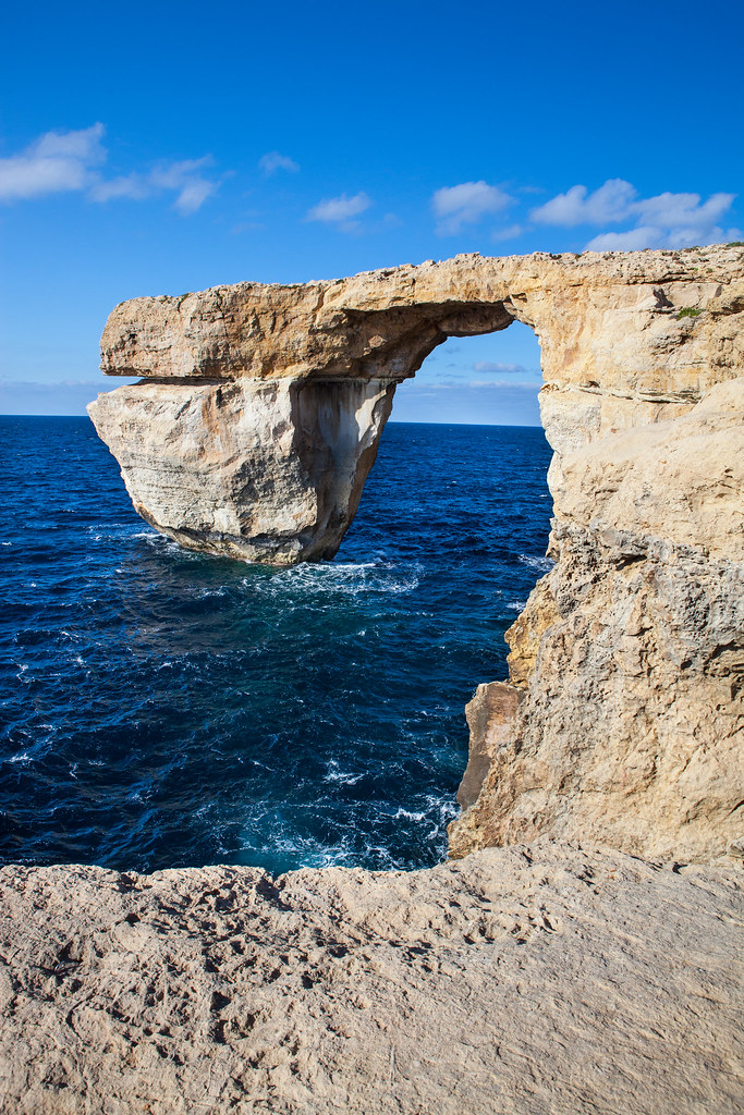 Azure Window - Gozo Island