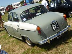 Austin A55 Cambridge (1958) (andreboeni) Tags: classic car automobile cars automobiles voitures autos automobili classique voiture rétro retro auto oldtimer klassik classica classico austin a55 cambridge