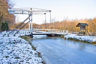 Small bridge Veenhuizen - The Netherlands (5715)