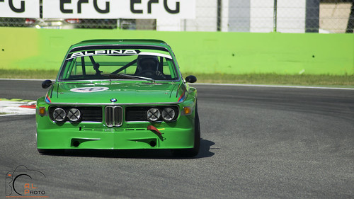 """BMW 3.0 CSL • <a style=""""font-size:0.8em;"""" href=""""http://www.flickr.com/photos/144994865@N06/35660700566/"""" target=""""_blank"""">View on Flickr</a>"""