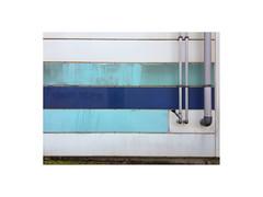 IMG_3752 (csinnbeck) Tags: svømmestadion aarhus dk denmark iphone iphone6 8000 2017 summer wall stripe stripes pastels colors pipe pipes pattern