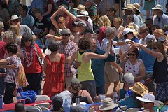 Blues Festival Dancing (swong95765) Tags: blues festival music dance people happy festive dancing celebrate