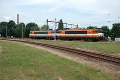 9902 en 9908 (lex_081) Tags: 20170710 locon station apeldoorn ns 9902 9908 alsthom 1834 1830 1634 1630 almere zwolle