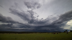 Storm Front (Alan McIntosh Photography) Tags: storm cloud front nature weather darling downs