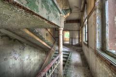 ... (JOP-76) Tags: treppe johan urbex lost decay abandoned