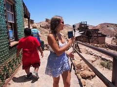 P5280592 (photos-by-sherm) Tags: calico ghost town san bernadino california ca desert mining mines history saloons gunfight museum spring