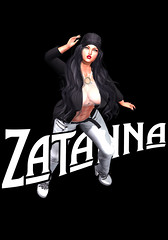 Zatanna (Tammy-Jones (accepting clients and critique)) Tags: sl secondlife dc magic magician zatanna comic sexy busty