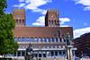 Oslo Radhus (Goolio60) Tags: oslo norway architecture building functionalism brick radhus city