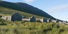 deserted farm dwellings (mishko2007) Tags: achill slievemore ruins