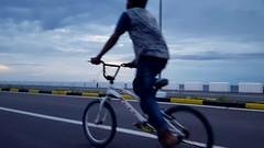 azim bin abdulla (AzimBinAbdulla) Tags: bicycle azim axim abdulla bin azimabdulla azimbinabdulla maldives fonadhoo malecity dhivehi