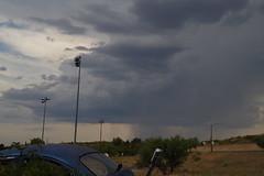waiting for a storm to roll in (EllenJo) Tags: pentaxk1 july 2017 ellenjo arizona verdevalley monsoonseason july9 rain distantrain summerinaz