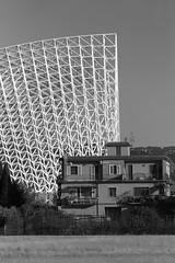 il fantasma di calatrava (sga77) Tags: città dello sport roma tor vergata casa house