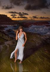 Katie Sakys @ Lanai Lookout 2017 16 (JUNEAU BISCUITS) Tags: sunrise lanailookout hawaii oahu ocean portrait portraiture beauty beautiful hapa hapagirl glamour nikond810 nikon