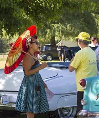 Oh My! (fishmonger45) Tags: photoshop ladies cars classic greatphotographers autofocus