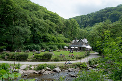 Watersmeet (LanceMorgan87) Tags: devon exmoor walk lynton lynmouth eastlynriver river valley nature england watersmeet