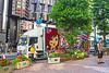 Lorry トラック (Shutter Chimp: Im back!) Tags: vehicle transport japan tokyo shibuya street photography road people building ビル 自動車 道路 道 町 東京 渋谷 人 人々 日本 lorry truck トラック 木 tree