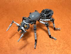 LEGO Mecha Ant-01 (ToyForce 120) Tags: lego robot robots mecha mech mechanic legomech legomoc