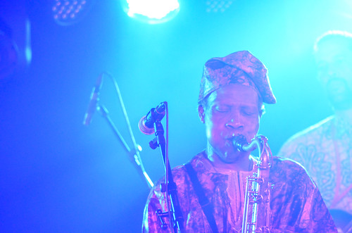 2017 - XJAZZ FESTIVAL (GER) (41) - Orlando Julius & The Heliocentrics