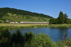 Planmäßiger Fernverkehr im Maintal (Sp Dr S60) Tags: ice intercityexpress ice2 maintal main ziegelanger zeil bamberg nürnberg würzburg db dbfernverkehr